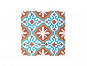 Moroccan Mandala Tile