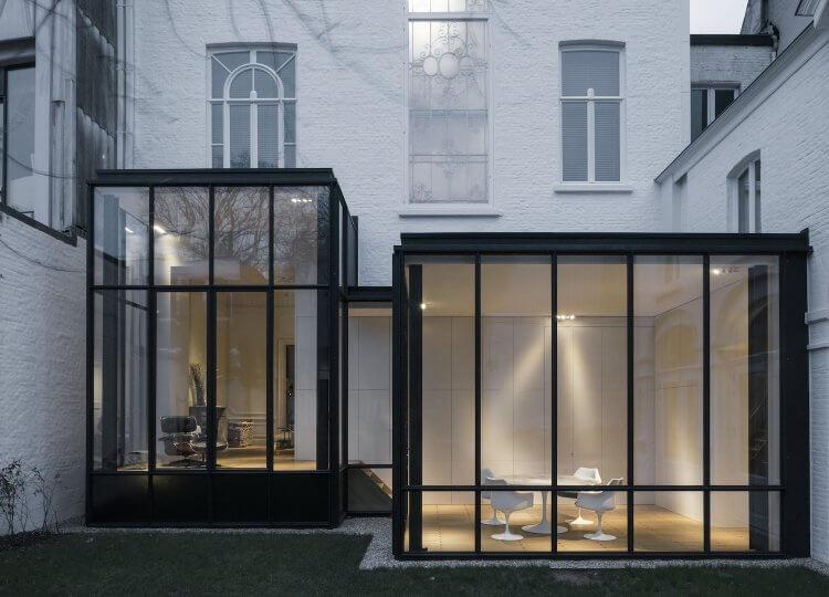 Hans Verstuyft Architects