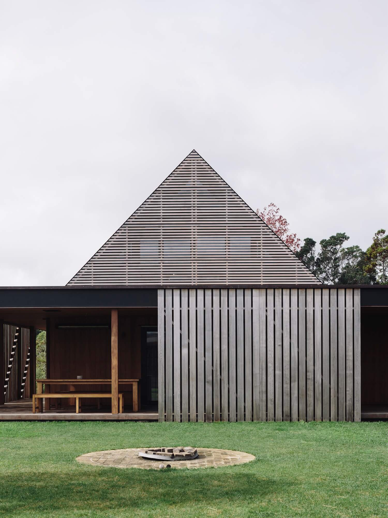 est living forest house fearon hay architects 7 1