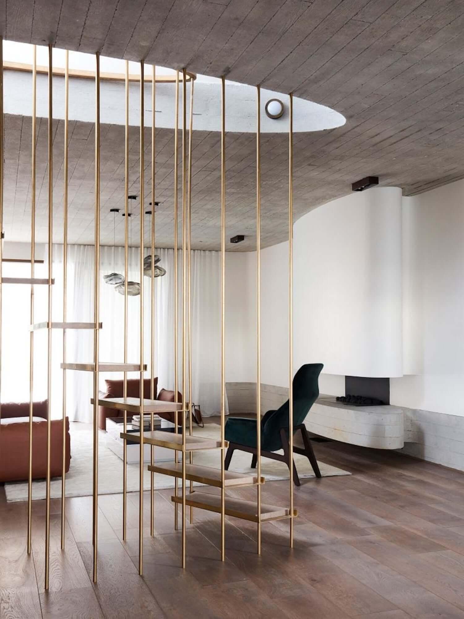 est living luigi rosselli architects the books house 1