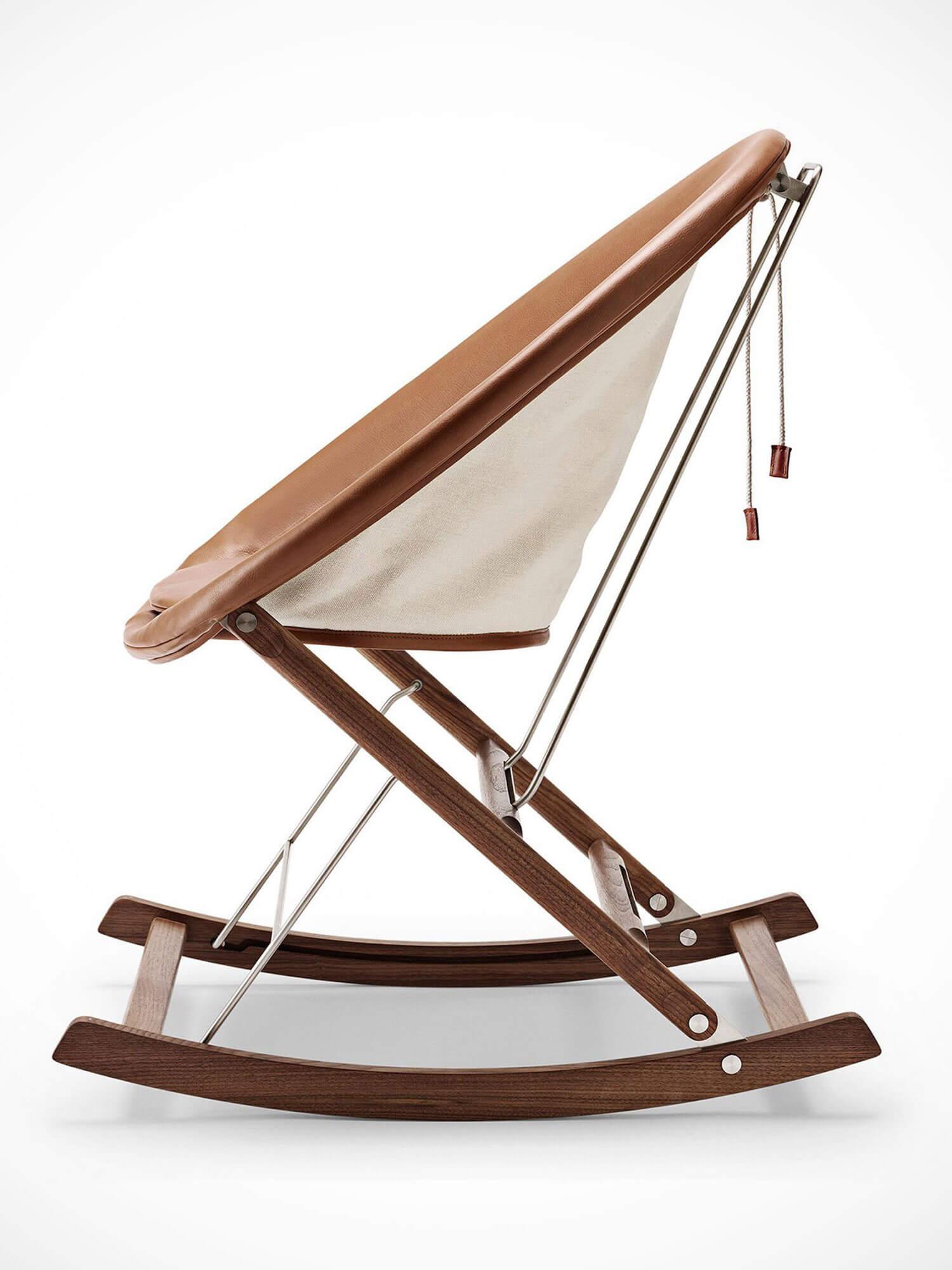 est living the est edit rocking chairs nest rocking chair carl hanson 1