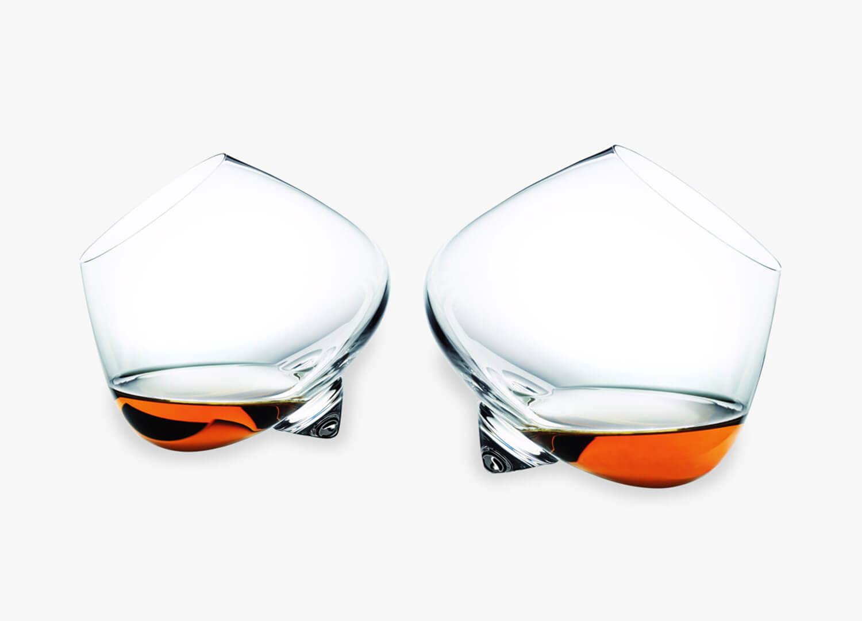 Cognac Glasses Great Dane