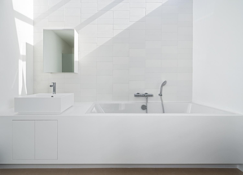 The Est Edit: Built-in Bathroom Furniture