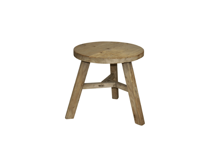 Low Elm Table Asian Tide