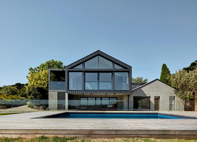 est living interiors Ceres Gable House Tecture 02