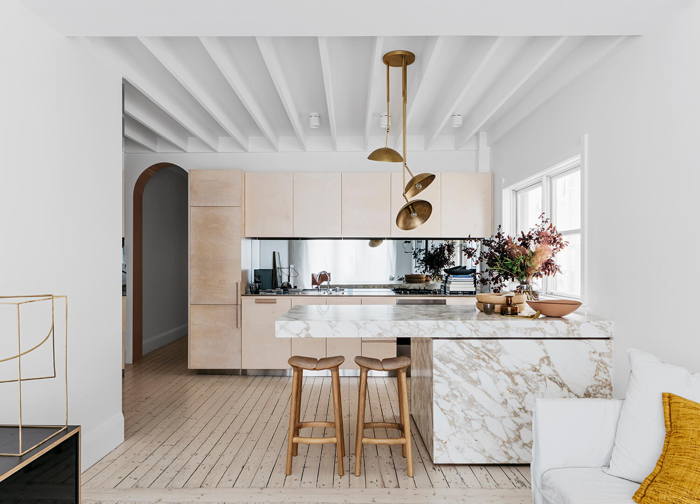 Tamarama home by decus interiors