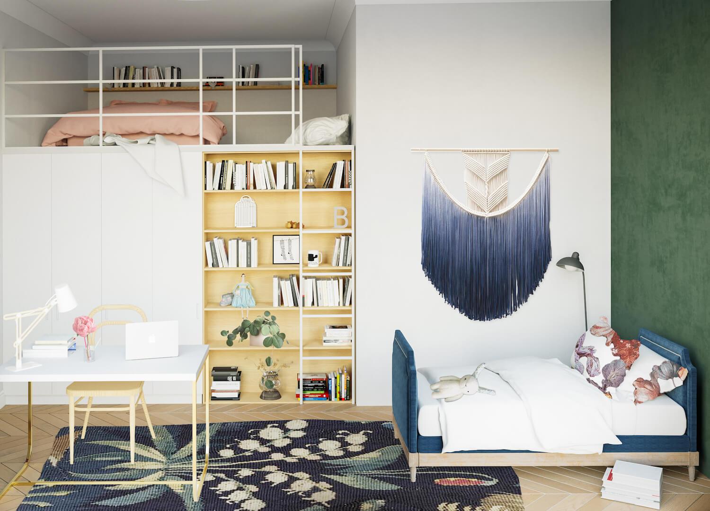 est living parisian apartment crosby studio 16