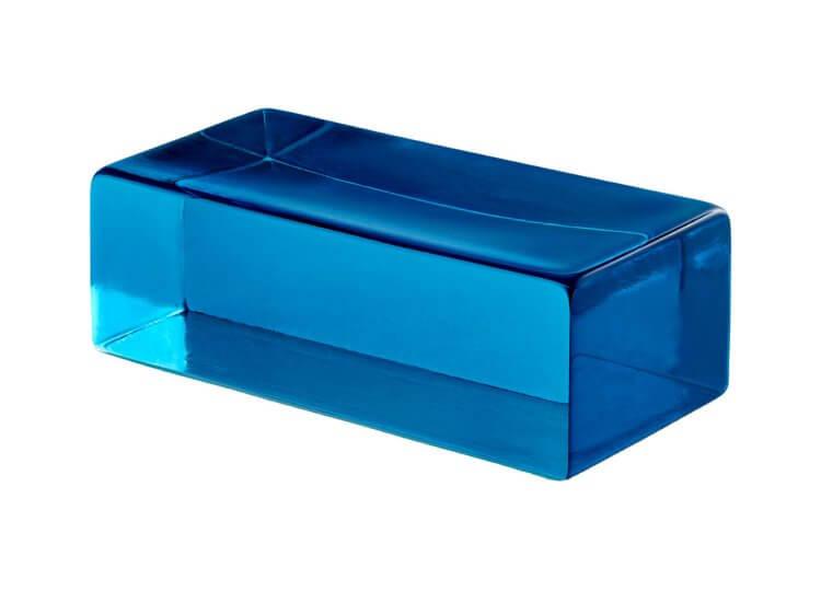 Poesia Glass Polished - Blue Sapphire Brickworks