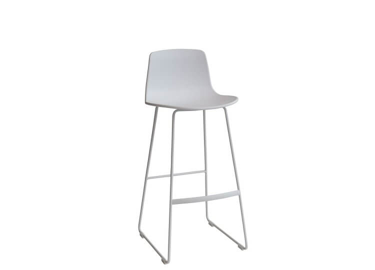 Lottus Sled Counter Stool Buydesign