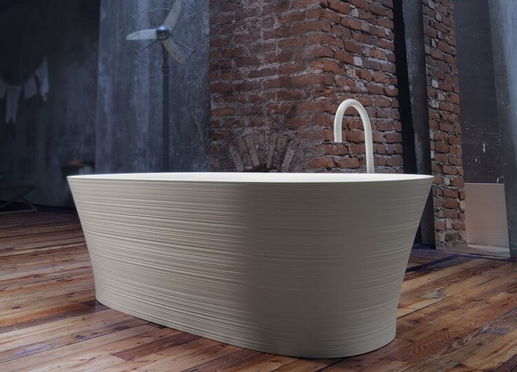 Handmade Freestanding Bath