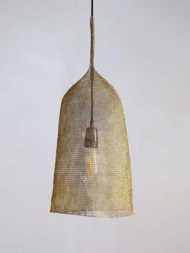Kute 001 Pendant Light - Brass - Spence & Lyda
