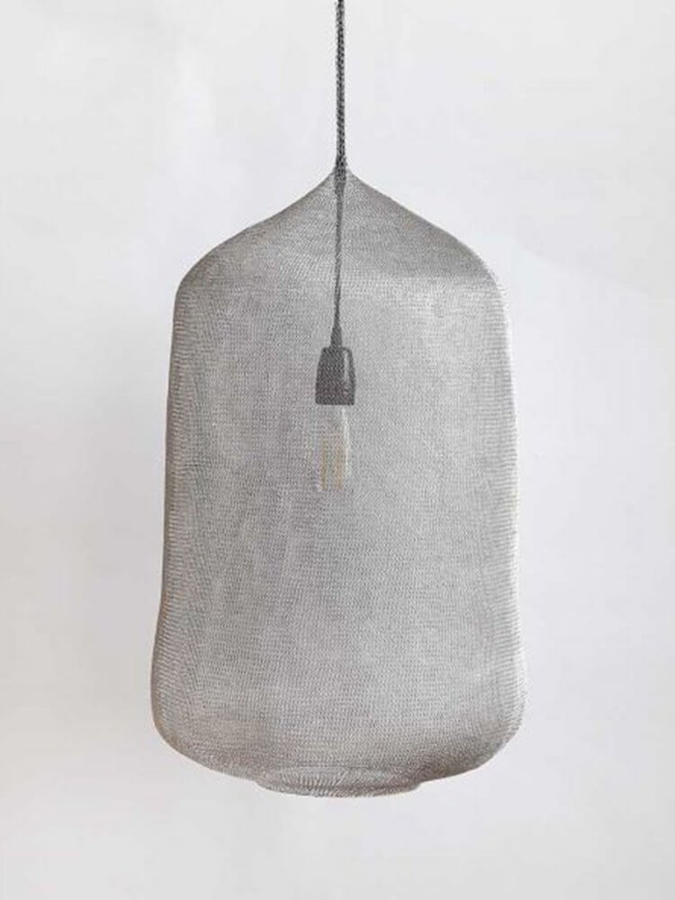Kute 106 Pendant Light - Stainless Steel - Spence & Lyda