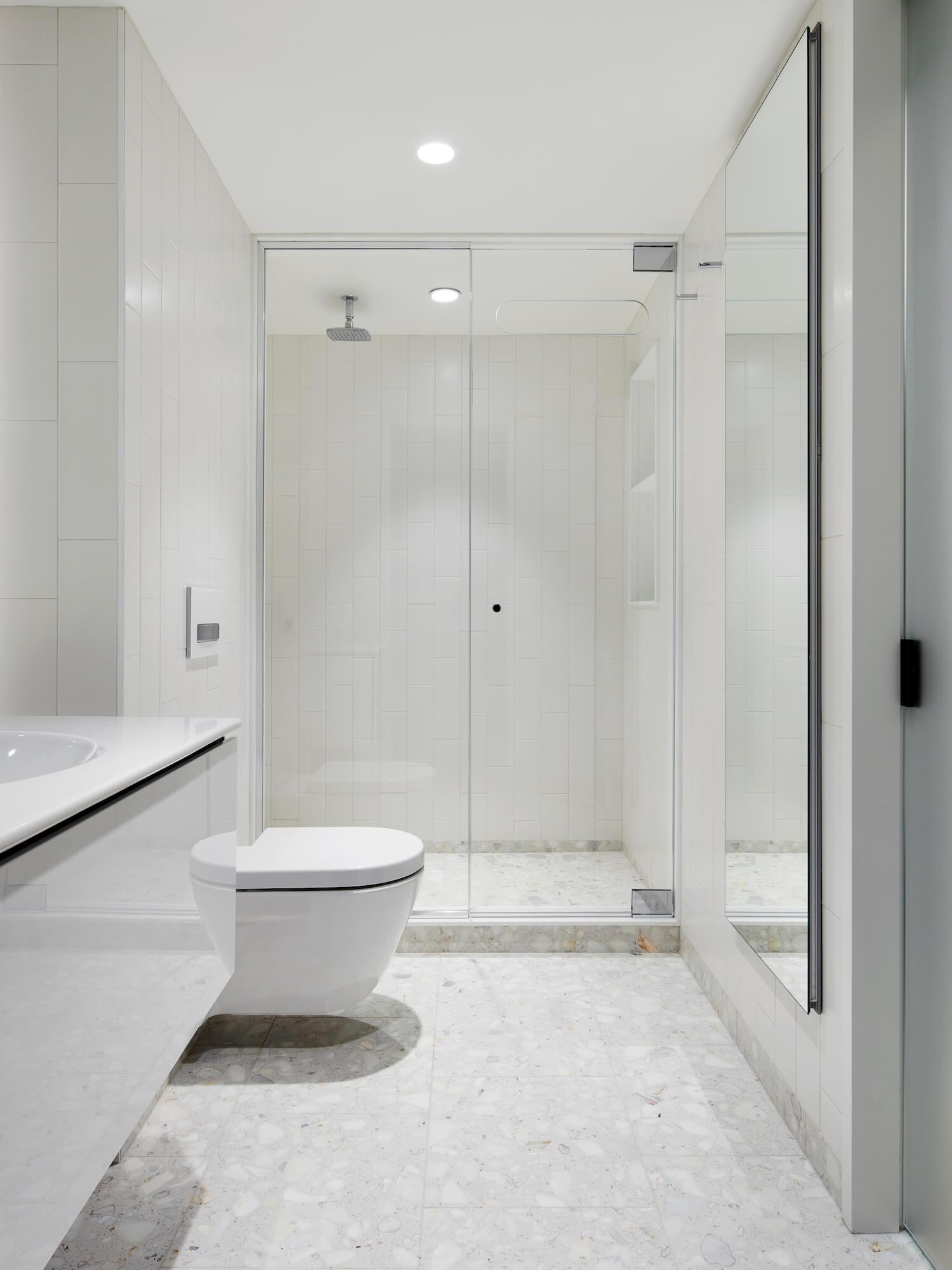 est living STADTArchitecture Chelsea Pied a Terre Bathroom 2