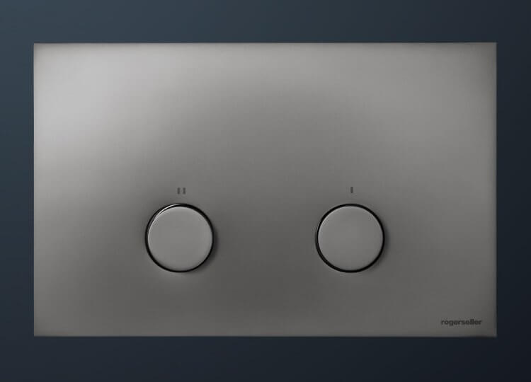 Apollo Flush Plate