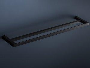 Strap Double Towel Rail