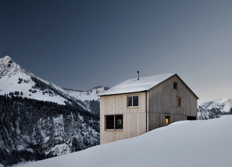 Best of est: Ski Chalets