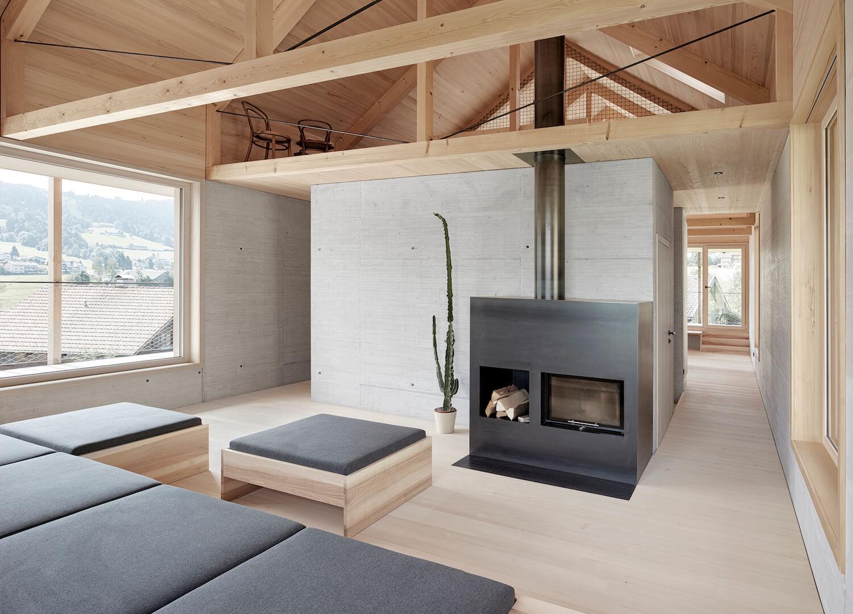 est living minimalist timber homes house hoeller IMA 2