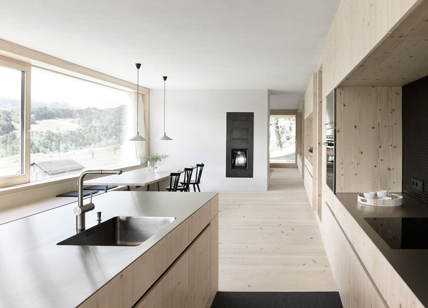 Timber Homes By Innauer Matt Architekten