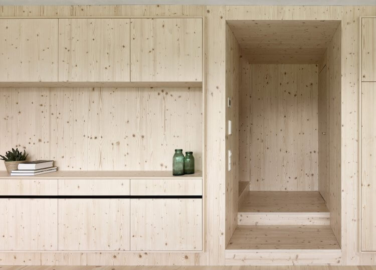 Timber Homes by Innauer-Matt Architekten