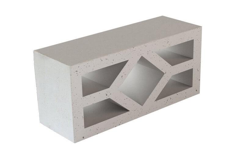 Breeze Block - Porcelain Brickworks