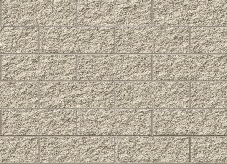 GB Split Face - Limestone Brickworks