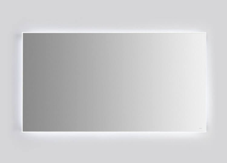 Quattro Zero Backlit LED Mirror
