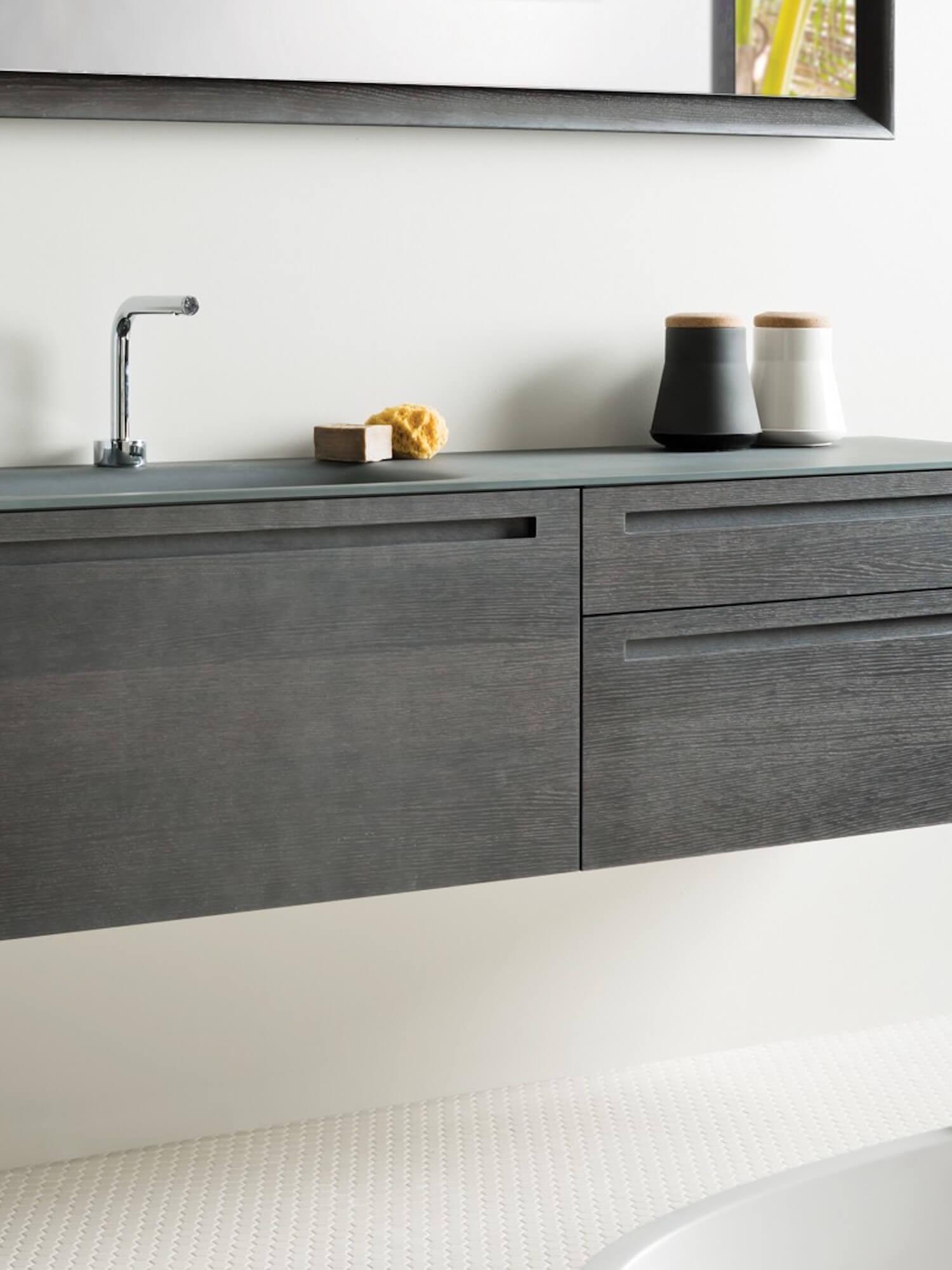 est living falper via veneto vetro integrated cabinets and basins via veneto vetro 7
