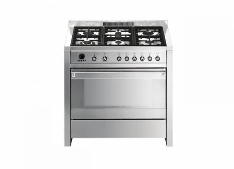 Smeg A11X-7 Freestanding Cooker
