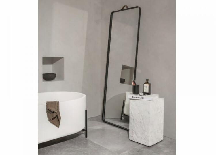 Norm Floor Mirror Menu