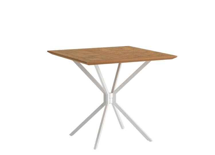 Traverse Folding Bistro Table Parterre