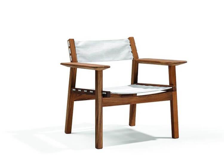 Djurö Lounge Chair Parterre