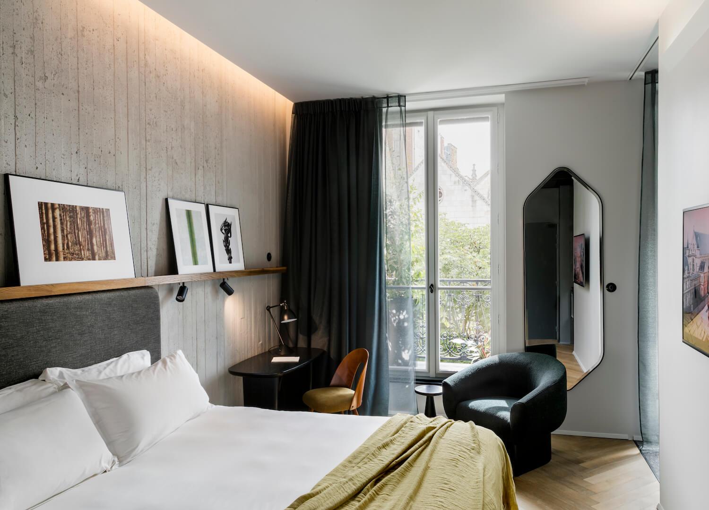 est living travel hotel des arts et metieres Chambre signature