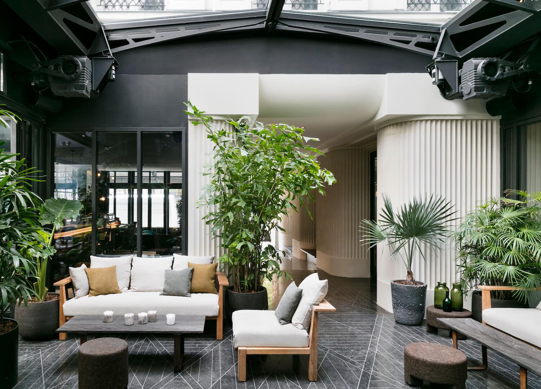 est living travel hotel des arts et metieres Lobby