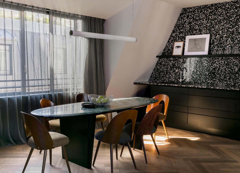 est living travel hotel des arts et metieres Penthouse sallemanger