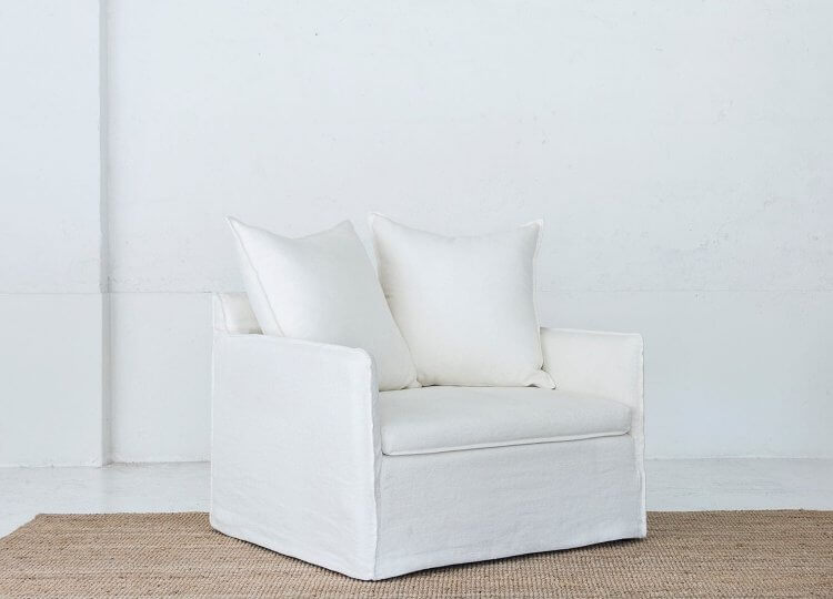 Juliet Single Sofa Burgg Furniture