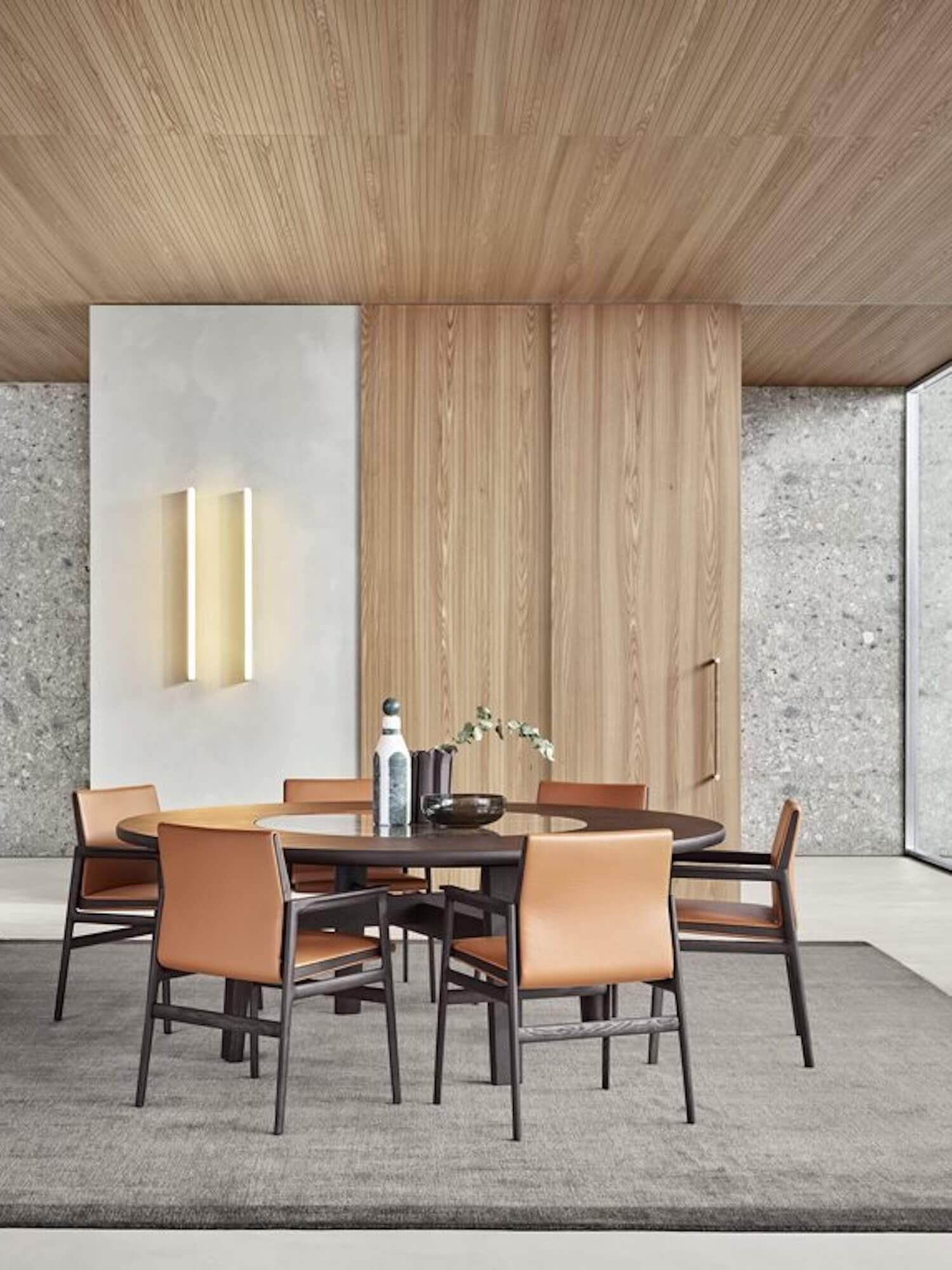 Dynamic Dining Duos From Poliform Product Design Est