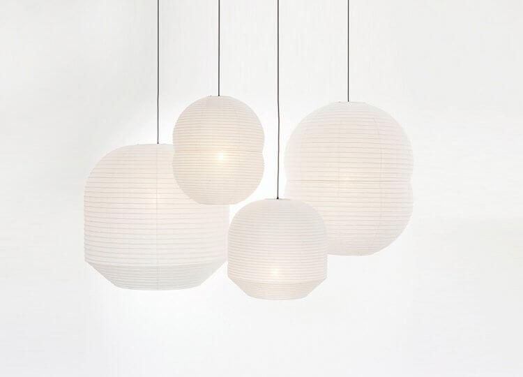 Hotaru Buoy pendant light Ozeki & Co Ltd