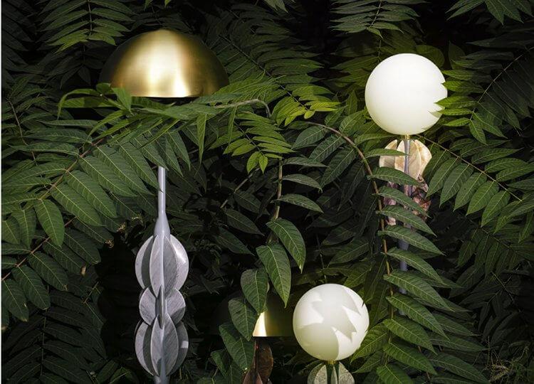Monarch Lamp Carla Baz