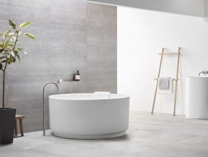 Customised Bathroom Classics from Rogerseller & Claybrook
