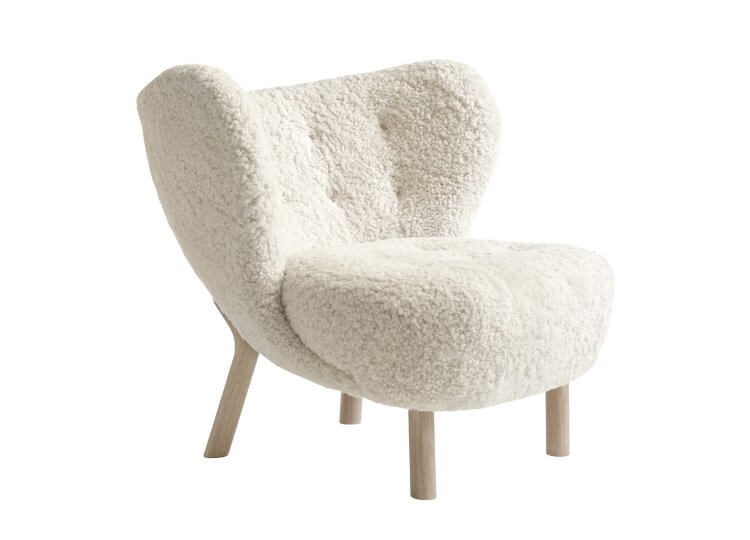 Little Petra Lounge Chair Cult