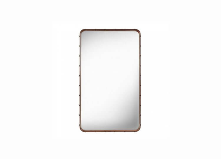 Adnet Rectangulaire Mirror Cult