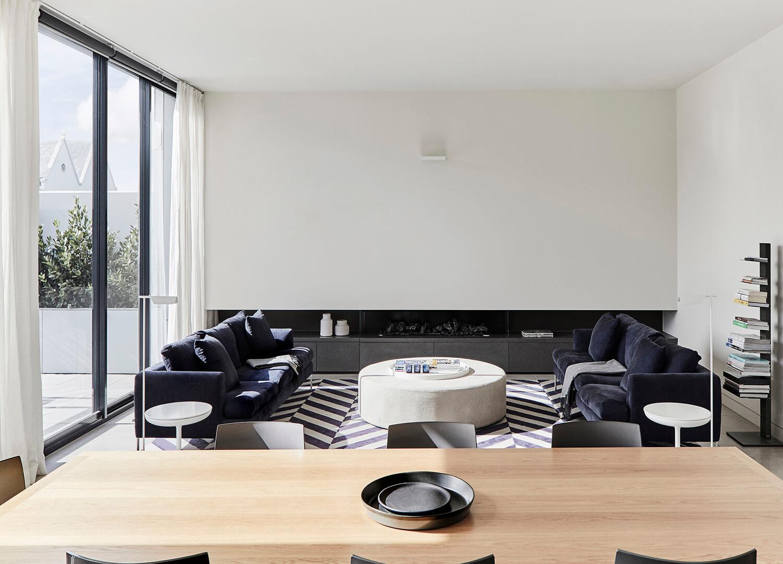 est living interiors Nexus Her Majestys Apartment 06