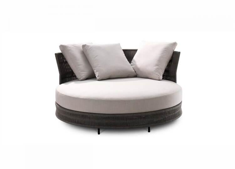 Delta Outdoor Circle Sofa