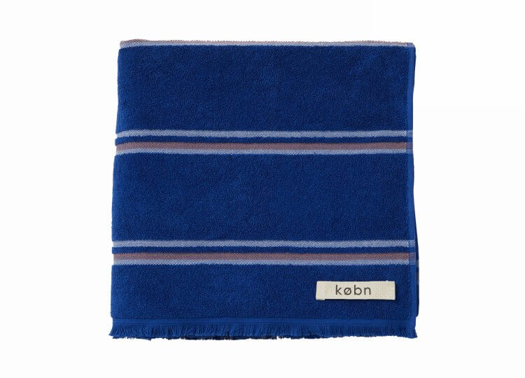 Købn Ultra Blue Towel