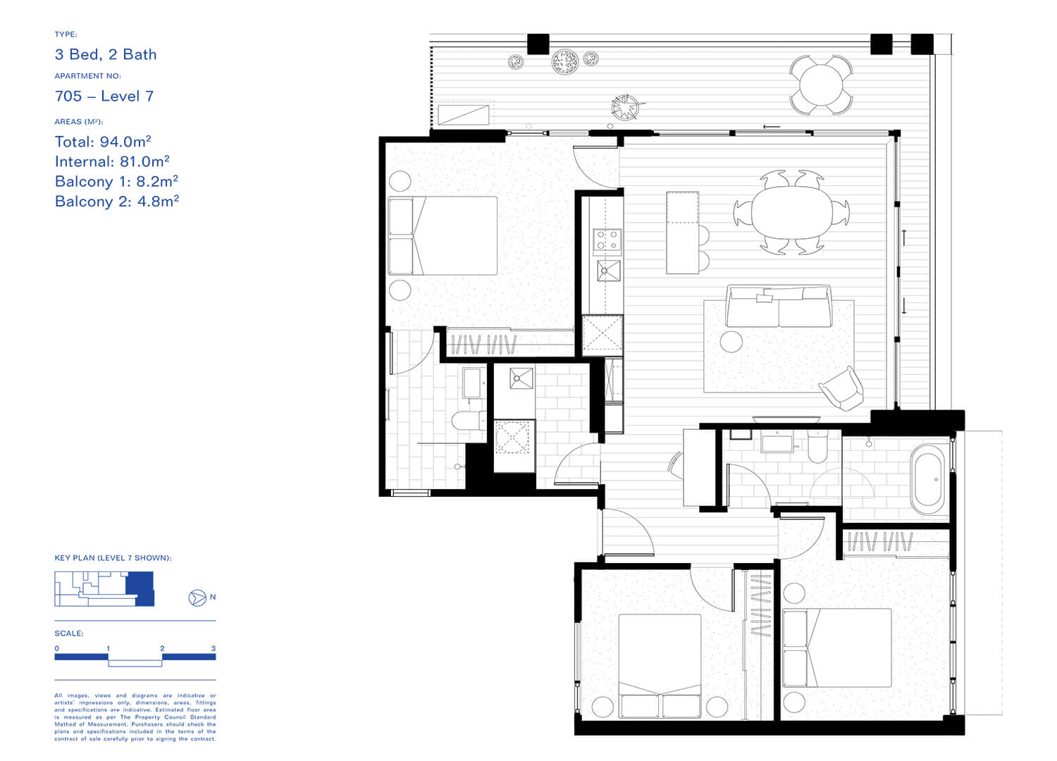 est living open home neometro 17 Union Street floor plan 01