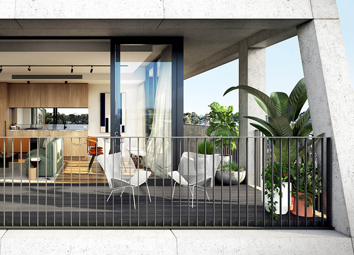 est living open home neometro 17 Union Street render 15 1