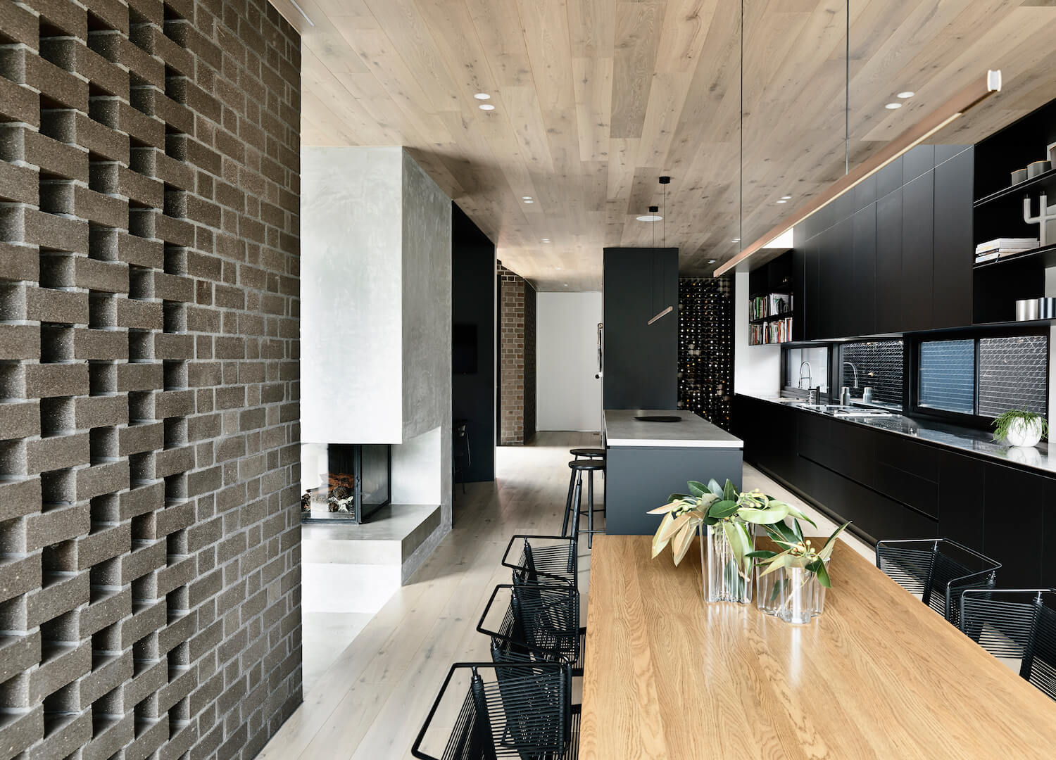 est living york street residence jackson clements burrows architects brickworks 19