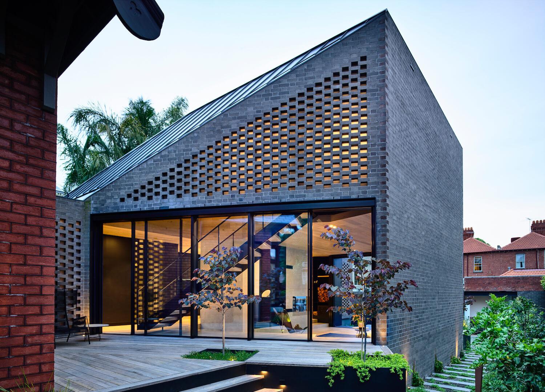est living york street residence jackson clements burrows architects brickworks 22