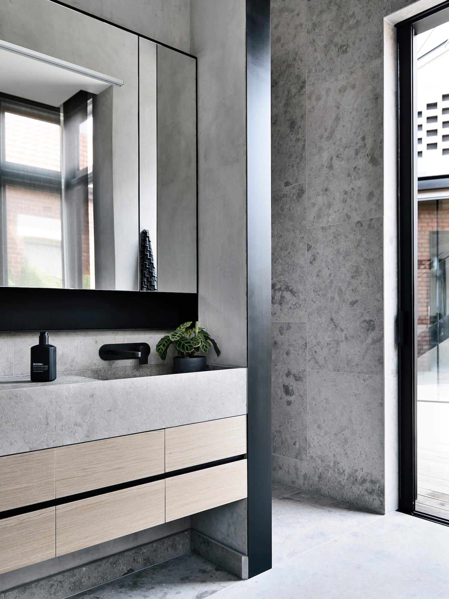 est living york street residence jackson clements burrows architects brickworks 5