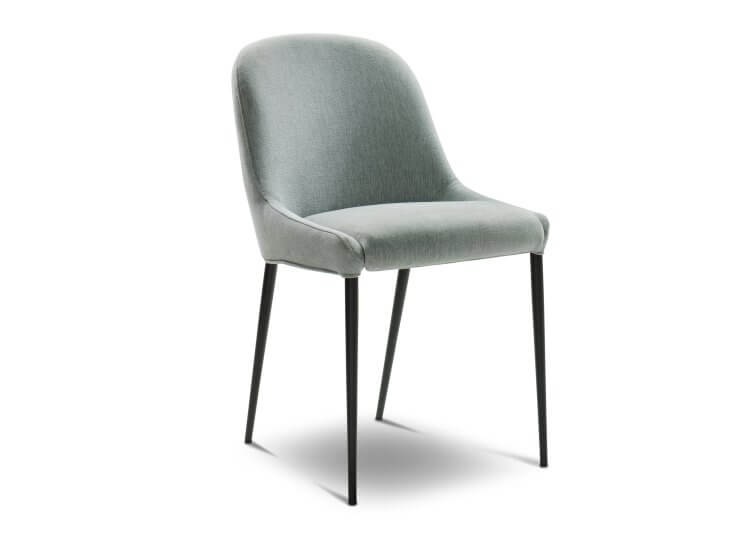 Quay Indoor Armless Dining Chair King Living